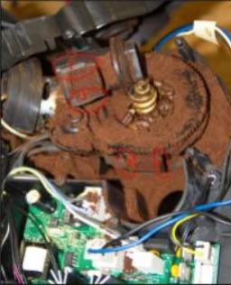 Чистка и ремонт капсульных кофе машин