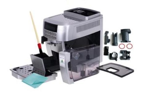Чистка и ремонт кофеварок
