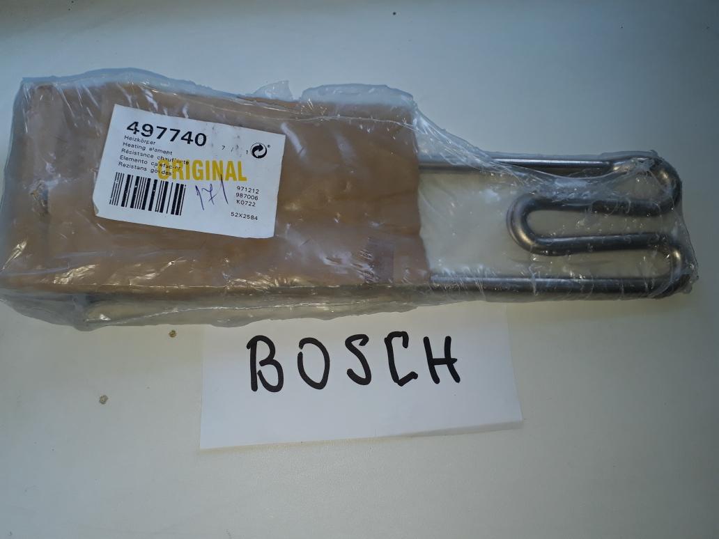 Нагревательный элемент (ТЭН) BOSCH